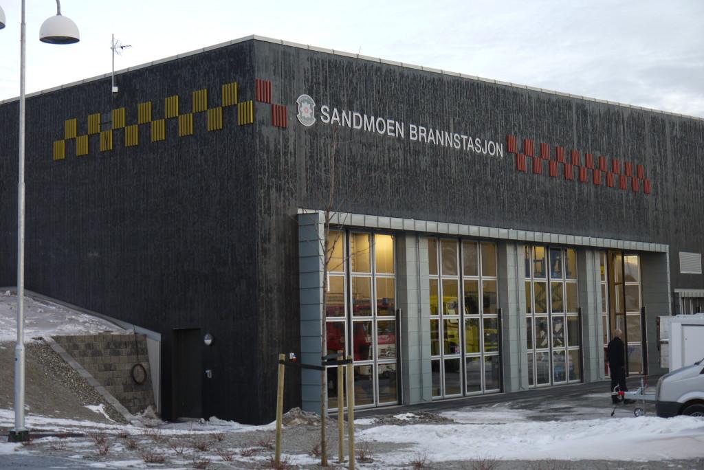sandmoen brannstasjon  u203a edith lundebrekke