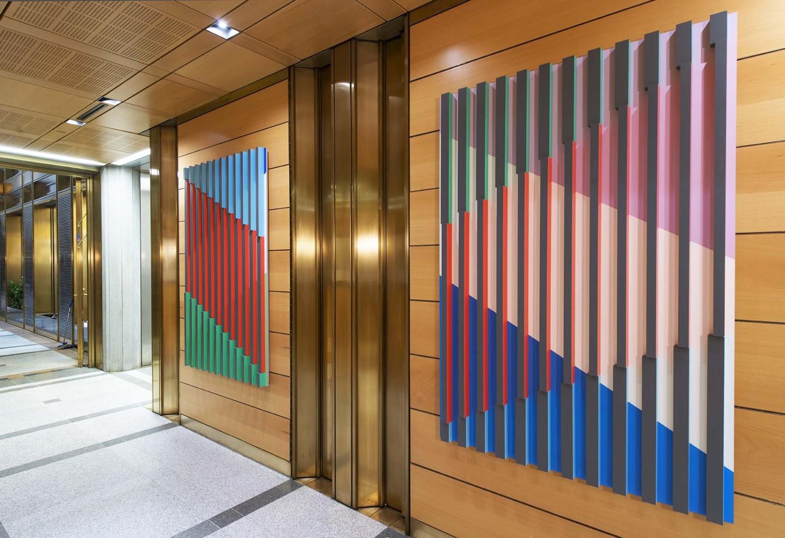 Norges Bank, speilhallen